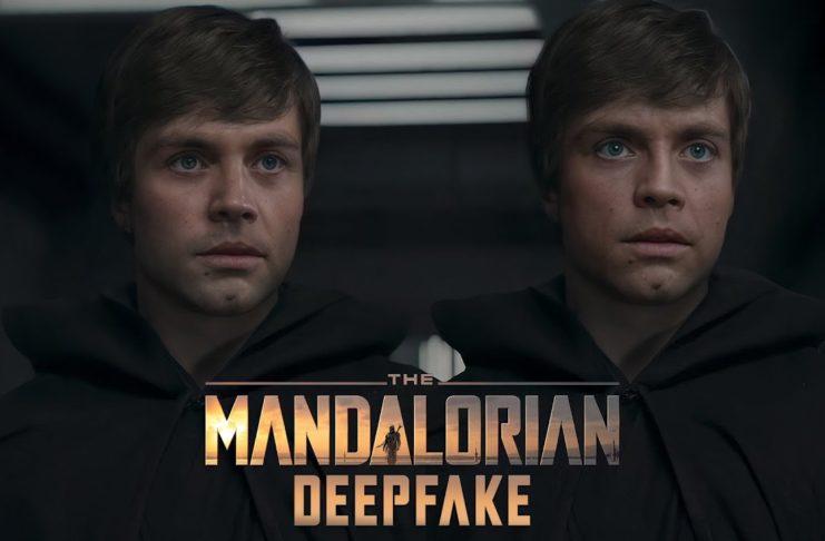 uke Skywalker Deepfake
