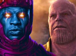 Kang and Thanos